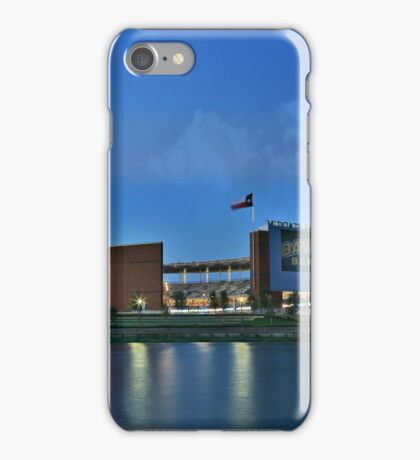 McLane Stadium at Baylor University iPhone Case/Skin