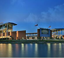 McLane Stadium at Baylor University by Stephen Stookey
