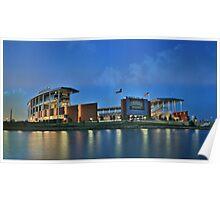 McLane Stadium at Baylor University Poster