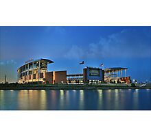 McLane Stadium at Baylor University Photographic Print