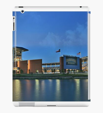 McLane Stadium at Baylor University iPad Case/Skin