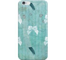 Feathers and Bows iPhone Case/Skin