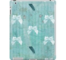 Feathers and Bows iPad Case/Skin