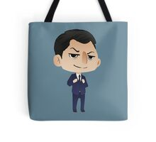Jim Moriarty Tote Bag