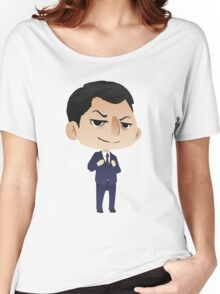 Jim Moriarty Women's Relaxed Fit T-Shirt