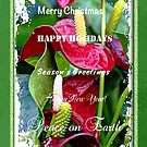 Joy To The World - Happy Holidays by MotherNature