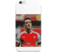 Mesut Ozil Arsenal Effect iPhone Case/Skin