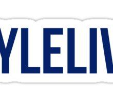 #KYLELIVES Sticker