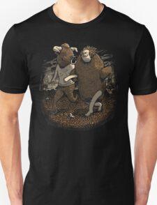 Minotaur Loves Man-Bull T-Shirt