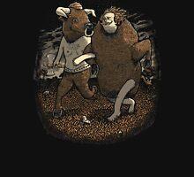 Minotaur Loves Man-Bull Unisex T-Shirt