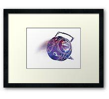 SPACE! Framed Print