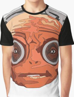 Maz Kanata Graphic T-Shirt