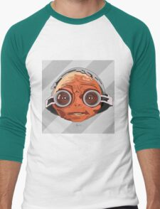 Maz Kanata Men's Baseball ¾ T-Shirt