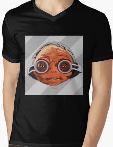 Maz Kanata Mens V-Neck T-Shirt