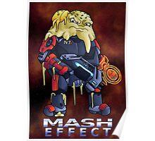 Mash Effect Poster