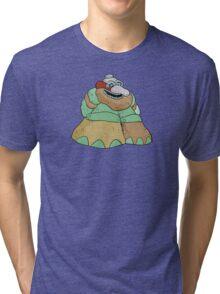 """The Rock Man"" Tri-blend T-Shirt"