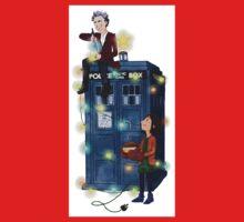 Doctor Who - It's Christmas! Kids Tee