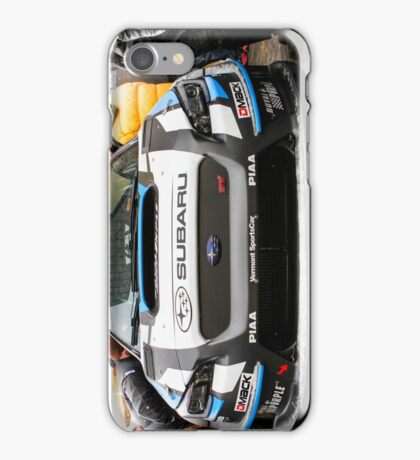 Subaru Rally iPhone Case/Skin