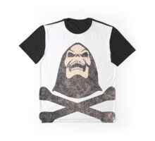 Destressed skeleman Graphic T-Shirt