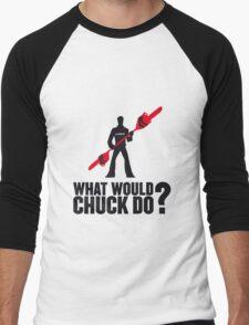 dead rising Men's Baseball ¾ T-Shirt
