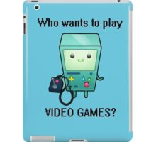 ADVENTURE TIME FORCE iPad Case/Skin