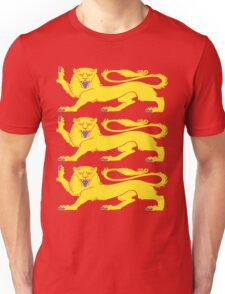 Royal Arms of England Unisex T-Shirt