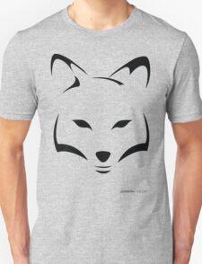 Portrait of a Fox Unisex T-Shirt