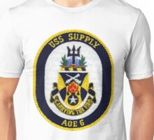AOE-6 USS (USNS) Supply Unisex T-Shirt