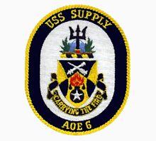 AOE-6 USS (USNS) Supply Unisex T-Shirt