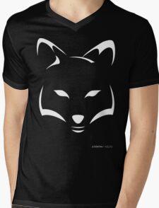 Portrait of a Fox Mens V-Neck T-Shirt