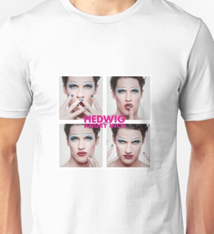 Darren Criss as Hedwig Unisex T-Shirt