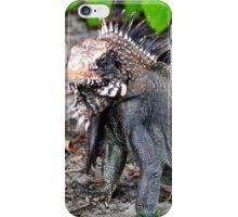 Spiked Iguana iPhone Case/Skin