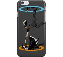 Portals to infinite iPhone Case/Skin