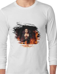 The Evil Queen - Once Upon a time Long Sleeve T-Shirt