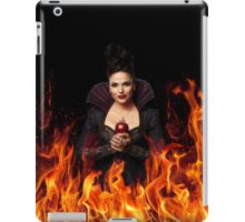 The Evil Queen - Once Upon a time iPad Case/Skin