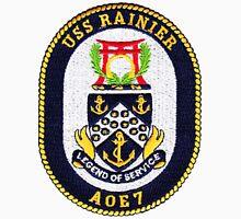 AOE-7 USS (USNS) Rainier T-Shirt