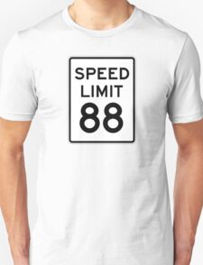 Speed Limit 88 T-Shirt