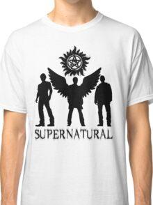 Supernatural - Team Free Will Classic T-Shirt