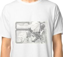 Weaving Earth and Sky Classic T-Shirt