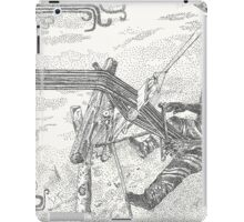 Weaving Earth and Sky iPad Case/Skin
