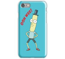 Mr. Poopy Butthole, Ooh Wee! iPhone Case/Skin