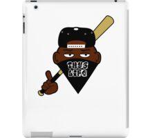 Thug Life/Gangsta 2d iPad Case/Skin