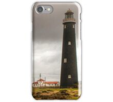 Old Lighthouse Dungeness iPhone Case/Skin