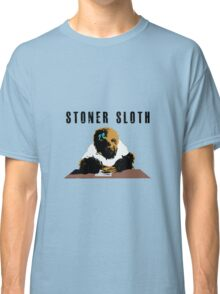Stoner Sloth stylised Classic T-Shirt