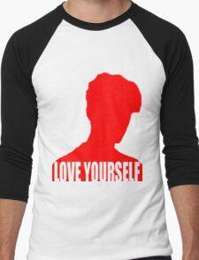Love Yourself (Justin Bieber) Men's Baseball ¾ T-Shirt