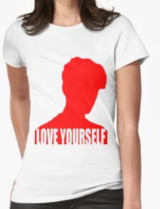 Love Yourself (Justin Bieber) Womens Fitted T-Shirt