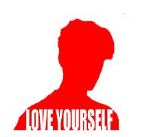 Love Yourself (Justin Bieber) Photographic Print