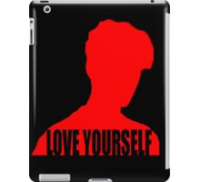 Love Yourself (Justin Bieber) iPad Case/Skin