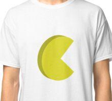 Pacman (White) Classic T-Shirt