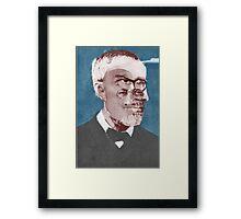 Francis Bacon. Framed Print